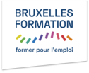 Logo Bruxelles Formation